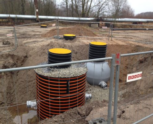 kanalisatsiooni ehitus